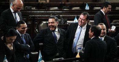 diputados en Guatemala