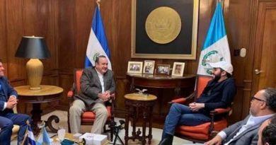 Presidente Nayib Bukele formara Alianza con el presidente Alejandro Giammattei