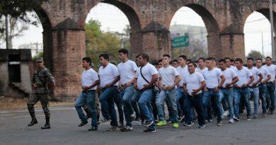 Servicio militar en Guatemala