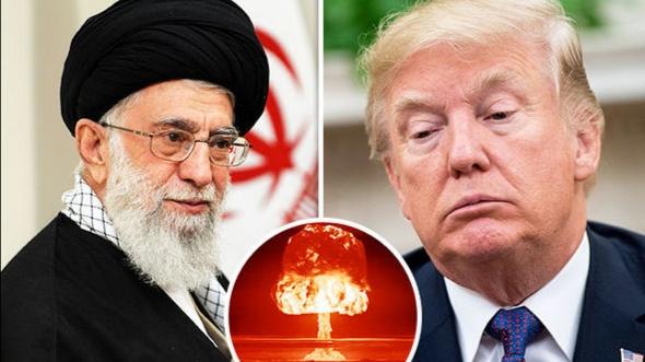 guerrra entre IRAN Y EE.UU