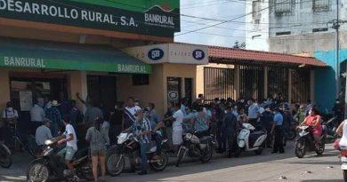 Aglomeraciones en Bancos de toda Guatemala, no deberían de suceder
