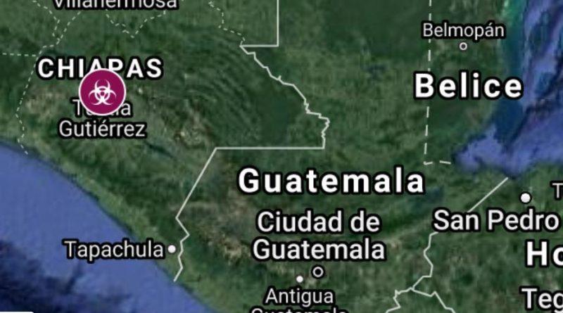 Google crea mapa que indica donde hay infectados de CORONAVIRUS