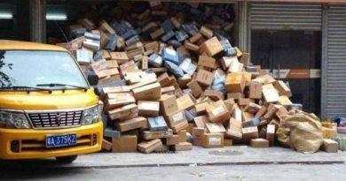 Si realizaste compras en CHINA, olvídate de tu compra, posiblemente nunca llegue