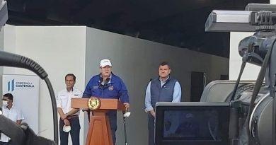 TOQUE DE QUEDA EN TODA GUATEMALA