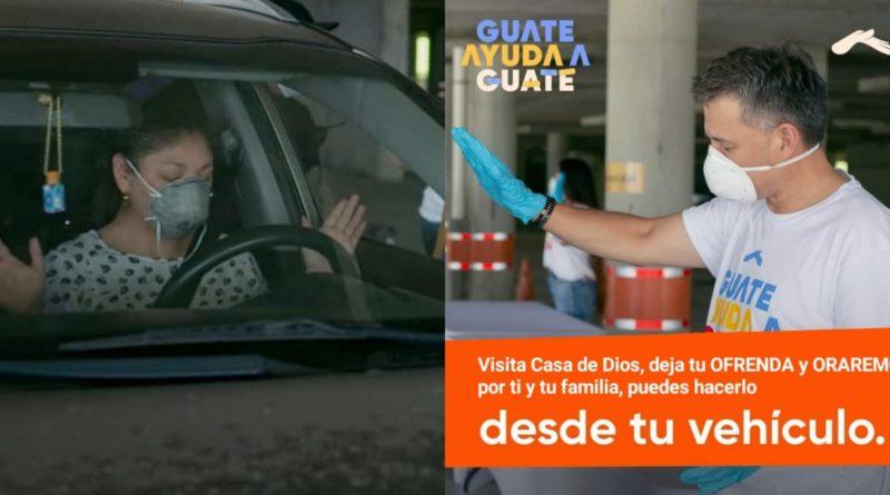 Cash Luna orara por ti y tu familia a cambio de tu ofrenda en AUTOCASH