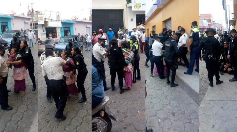 PNC Y PMT DECOMISAN VENTA DE AGUACATES, CAPTURAN A SEÑORA Y A SU HIJO