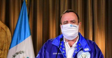Presidente Giammattei cumple 100 días de ser presidente de Guatemala