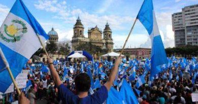 Pueblo guatemalteco se levanta en huelga No pagaremos más los servicios públicos