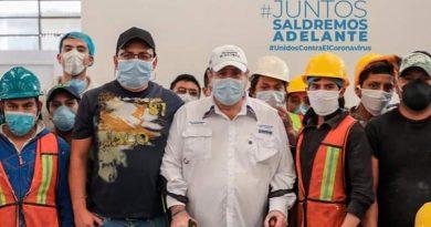 Presidente Giammattei confirma que Jimmy Morales dejo mal a Guatemala