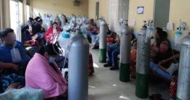 Hospital Roosevelt con 208 pacientes graves y sin oxigeno