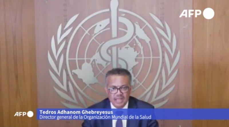La OMS alerta que la pandemia triplicara sus casos en todo el mundo