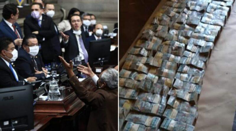 Diputados crearan ley para utilizar todo el dinero incautado en lo que decidan