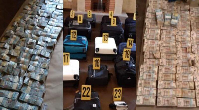 FECI encuentra caletas de Jimmy Morales con más de 122 Millones de quetzales