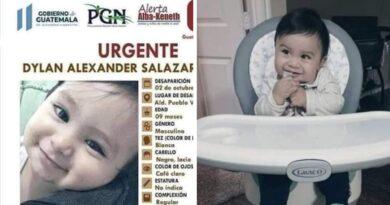 Pandilleros secvestran a bebe de 1 año, hijo de policía que los investigaba