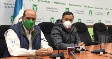 """Diputados de la UNE confirma presencia de """"personas infiltradas"""" en la manifestación"""