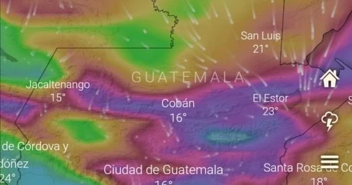 ETA está por llegar a Guatemala, esto es lo que debes de saber