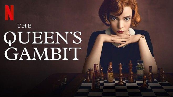 Gambito de dama, una de las miniseries mas vistas en Netflix en el 2020