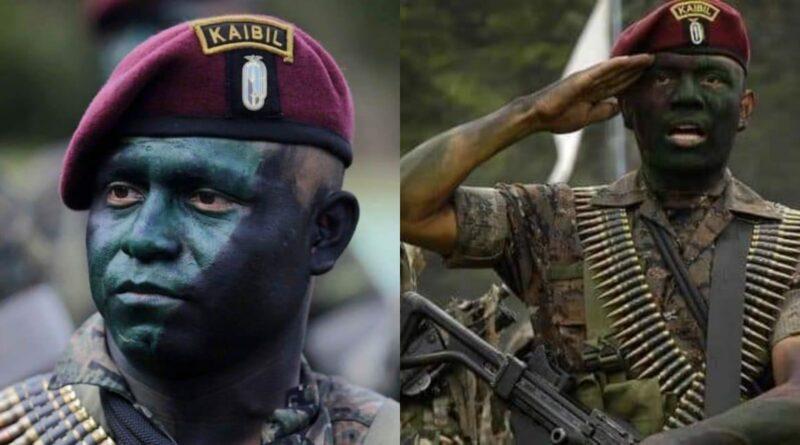 Kaibiles y Ex Kaibiles apoyaran al pueblo contra de la corrupción del gobierno