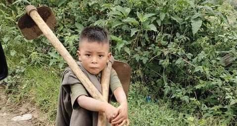 Conoce la historia de este niño guatemalteco
