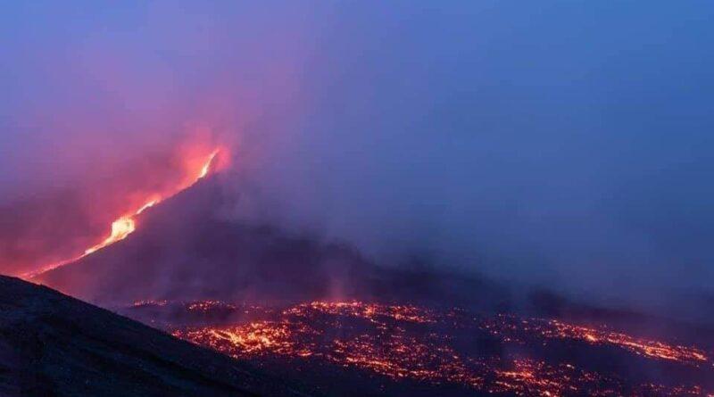 Imágenes impactantes del Volcán Pacaya