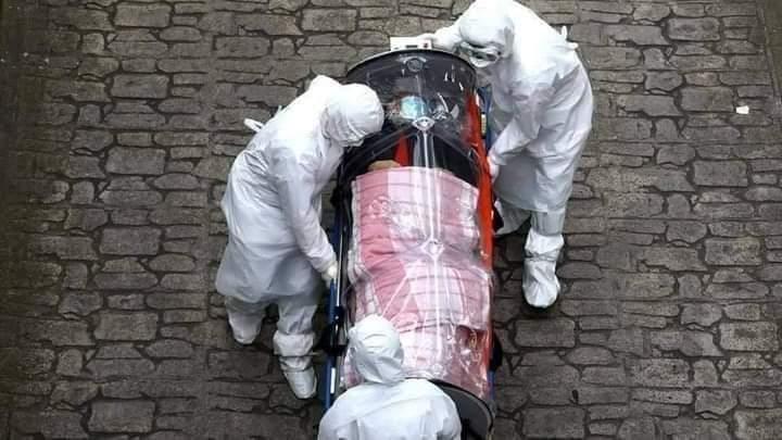 Guatemala vive su peor momento de la pandemia