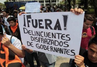 La protesta de los campesinos sacude a Guatemala por un par de días