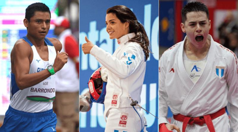 Descubre lo que Guatemala le dio a sus atletas olímpico tras su regreso